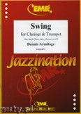 Ok�adka: Armitage Dennis, Swing for Clarinet and Trumpet