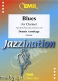 Ok�adka: Armitage Dennis, Blues - CLARINET