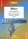Okładka: Armitage Dennis, Blues for Trombone