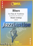 Ok�adka: Armitage Dennis, Blues for Flute and Trombone