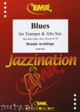 Ok�adka: Armitage Dennis, Blues for Trumpet and Alto Sax