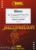 Ok�adka: Armitage Dennis, Blues for Trumpet and Tenor Sax