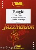 Ok�adka: Armitage Dennis, Boogie - Flute