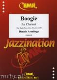 Okładka: Armitage Dennis, Boogie - CLARINET
