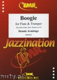 Ok�adka: Armitage Dennis, Boogie for Flute and Trumpet