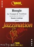 Okładka: Armitage Dennis, Boogie - BRASS ENSAMBLE