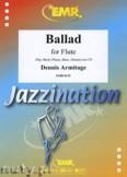 Ok�adka: Armitage Dennis, Ballad - Flute