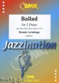 Okładka: Armitage Dennis, Ballad - Flute
