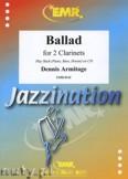 Okładka: Armitage Dennis, Ballad - CLARINET