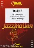 Okładka: Armitage Dennis, Ballad - Trumpet