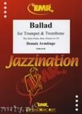 Okładka: Armitage Dennis, Ballad - BRASS ENSAMBLE