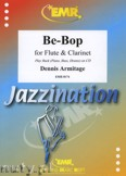 Ok�adka: Armitage Dennis, Be-Bop for Flute and Clarinet