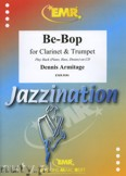 Ok�adka: Armitage Dennis, Be-Bop for Clarinet and Trumpet
