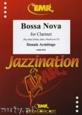 Ok�adka: Armitage Dennis, Bossa Nova - CLARINET