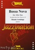 Ok�adka: Armitage Dennis, Bossa Nova for Alto Saxophone