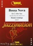 Ok�adka: Armitage Dennis, Bossa Nova - Saxophone