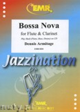Ok�adka: Armitage Dennis, Bossa Nova for Flute and Clarinet