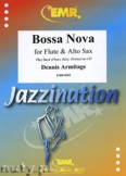 Ok�adka: Armitage Dennis, Bossa Nova for Flute and Alto Sax