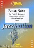 Okładka: Armitage Dennis, Bossa Nova for Flute and Trumpet