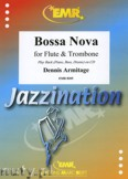 Ok�adka: Armitage Dennis, Bossa Nova for Flute and Trombone