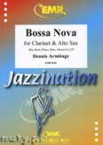 Ok�adka: Armitage Dennis, Bossa Nova for Clarinet and Alto Sax