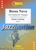 Ok�adka: Armitage Dennis, Bossa Nova for Clarinet and Trumpet