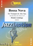 Ok�adka: Armitage Dennis, Bossa Nova for Trumpet and Alto Sax