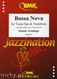 Okładka: Armitage Dennis, Bossa Nova for Tenor Sax and Trombone