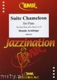 Okładka: Armitage Dennis, Suite Chameleon - Flute