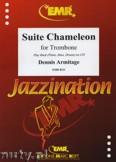 Okładka: Armitage Dennis, Suite Chameleon - Trombone