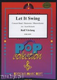 Ok�adka: L�vlang Rolf, Let It Swing - Wind Band