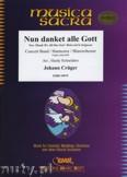 Okładka: Crüger Johann, Béni soit le Seigneur  - Wind Band