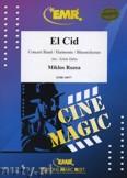 Okładka: Rozsa Miklos, El Cid - Wind Band