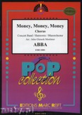 Okładka: Abba, Money, Money, Money (Chorus SATB) - Wind Band