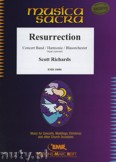 Okładka: Richards Scott, Resurrection - Wind Band