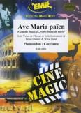 Okładka: Plamondon Luc, Cocciante Richard, Ave Maria paien (Notre Dame de Paris) - (Alto Sax Solo) - Wind Band