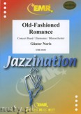 Okładka: Noris Günter, Old Fashioned Romance - Wind Band