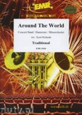 Okładka: Richards Scott, Around The World - Wind Band