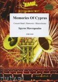 Okładka: Mavropoulos Spyros, Memories Of Cyprus - Wind Band