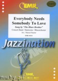 Ok�adka: Berns Bert, Burke Solomon, Wexler Jerry, Everybody Needs Somebody To Love - Wind Band