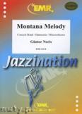 Okładka: Noris Günter, Montana Melody - Wind Band