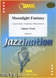 Okładka: Noris Günter, Moonlight Fantasy - Wind Band