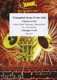 Okładka: Verdi Giuseppe, Triumphal Scene From Aida (Chorus SATB) - Wind Band