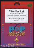 Okładka: Panceri Louigi, Mengali Mauro, Zelli Valerio, Vivo Per Lei - Wind Band