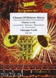 Okładka: Verdi Giuseppe, Chour des esclaves hébreux (Chorus SATB) - Wind Band