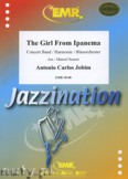 Ok�adka: Jobim Antonio Carlos, Girl From Ipanema (The) - Wind Band