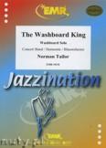 Okładka: Tailor Norman, The Wasboard King (Washboard Solo) - Wind Band