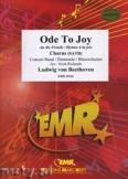 Okładka: Beethoven Ludwig Van, An die Freude (Chorus SATB) - Wind Band