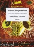 Okładka: Mortimer John Glenesk, Balkan Impressions - Wind Band