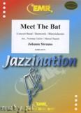 Ok�adka: Strauss Johann, Meet The Bat - Wind Band